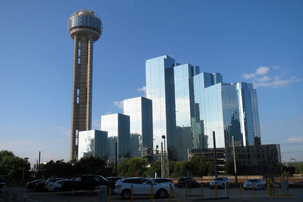 Reunion Tower © Ron Jones/Flickr