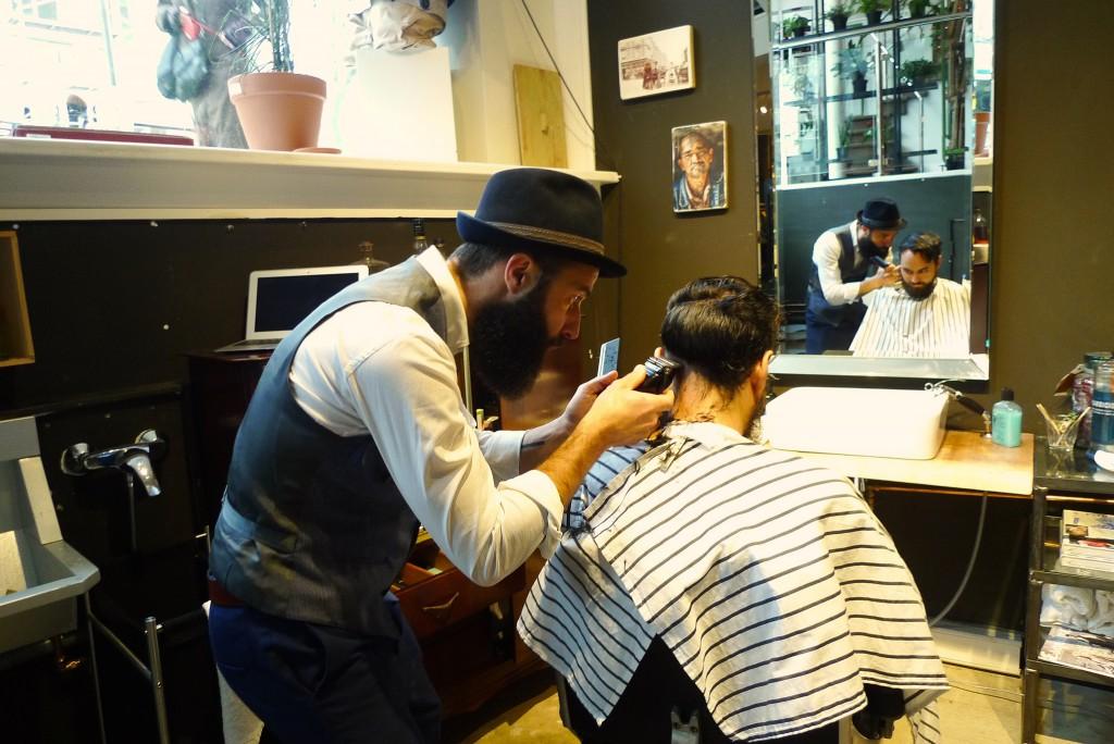 The barber at Hutspot | © Franklin Heijnen / Flickr