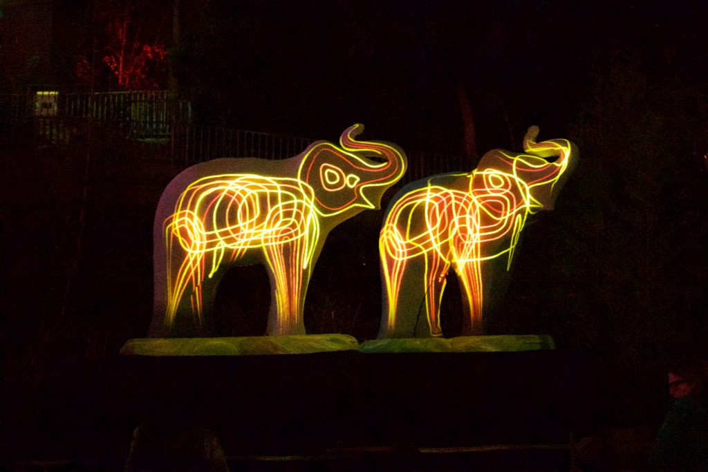 LA Zoo Lights | © Channone Arif/Flickr