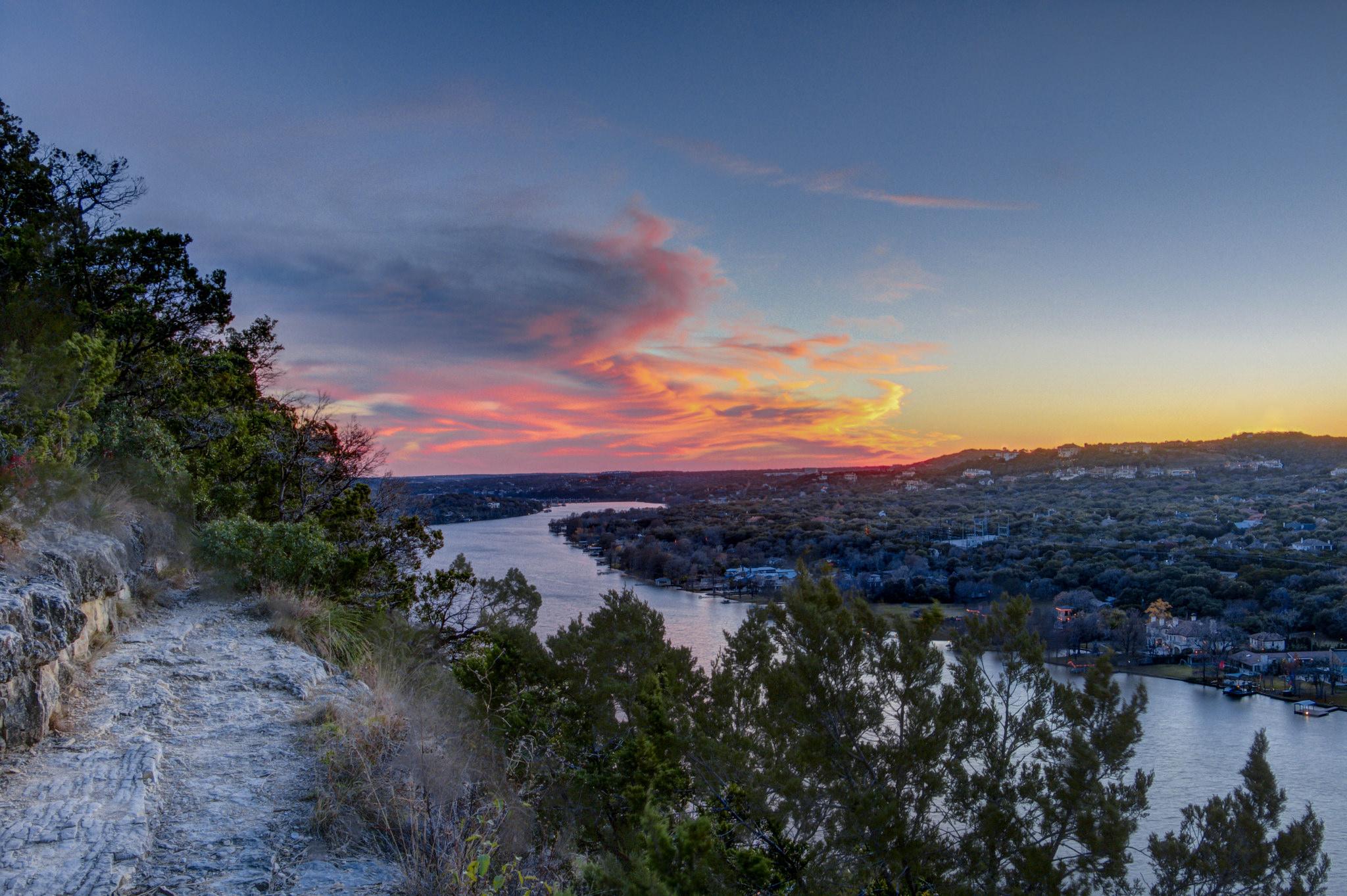 Mount Bonnell © BrandonLord/Flickr