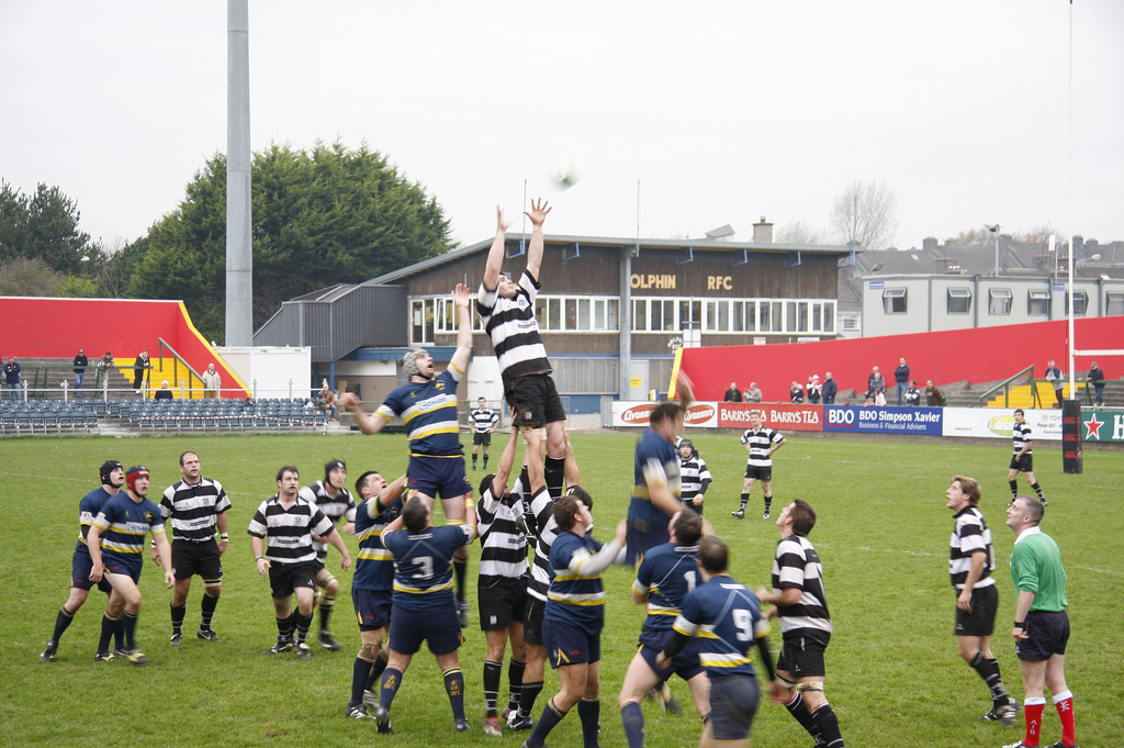 The 10 Best Places To Play Rugby In Dublin