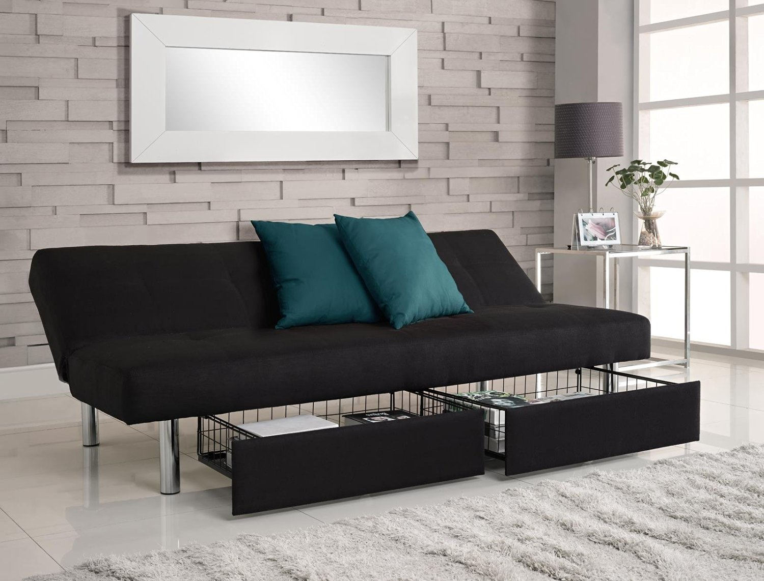 schlafcouch modern savera schlafsofa schlafcouch modern sofa couch stoffbezug rosa mit. Black Bedroom Furniture Sets. Home Design Ideas