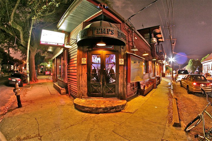 Le Bon Temps Roule bar & music venue, courtesy of Le Bon Temps Roule