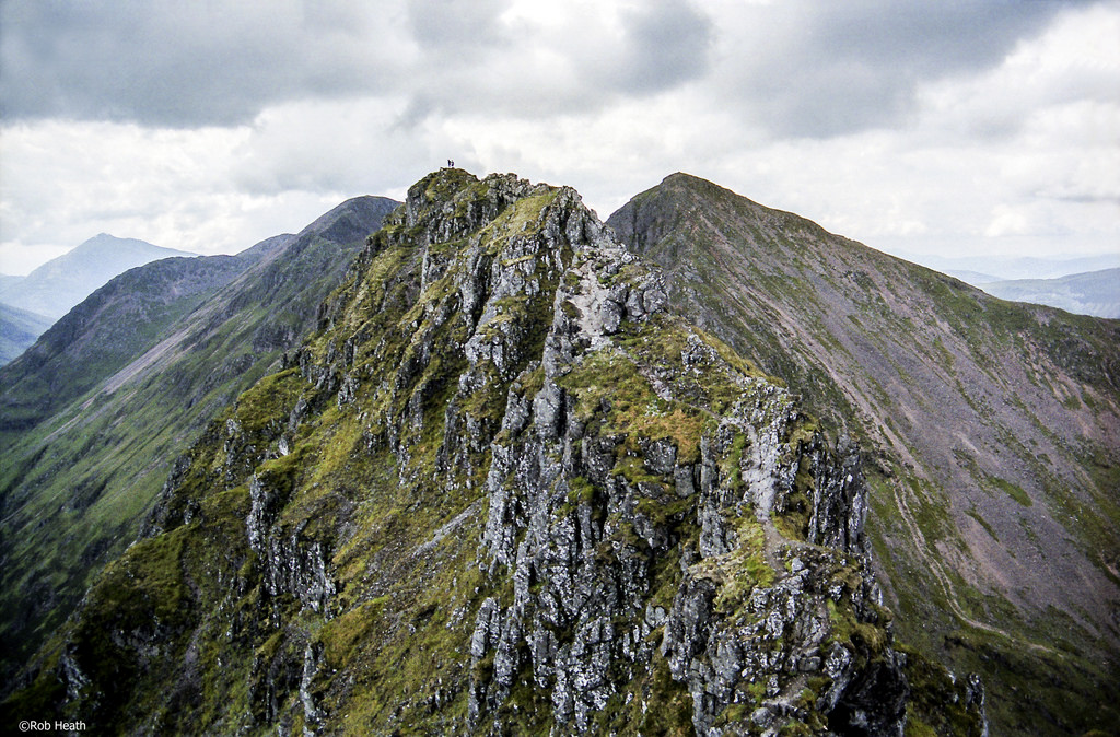 Aonach Eagach | © PRORobert J Heath Follow/Flickr
