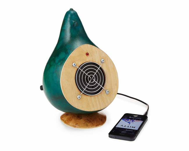 Gourd Amplifier from Uncommon Goods