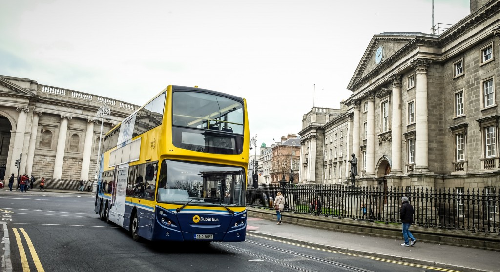 Dublin Bus | © Bro. Jeffrey Pioquinto, SJ/Flickr
