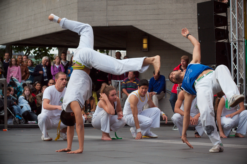 Roda of capoeira |© Dale Harvey/Flickr