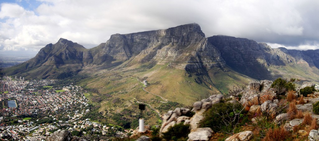 Table Mountain, Cape Town © Warren Rohner / Flickr
