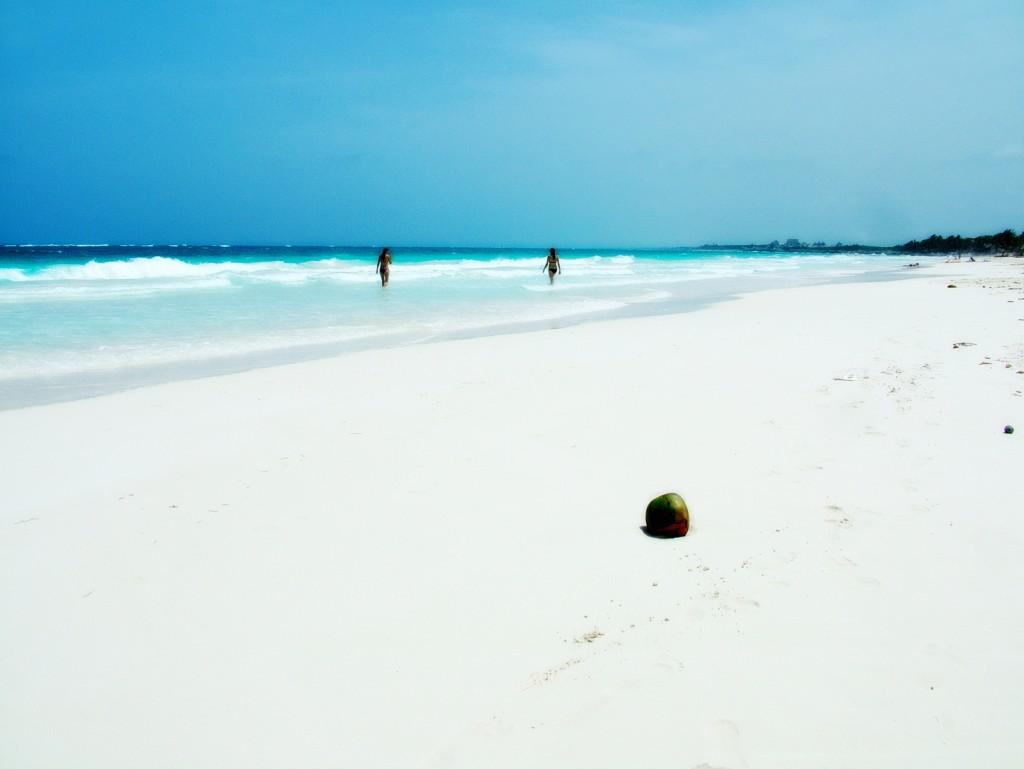 Playa Paraíso, Tulum│ © ☰☵ Michele M. F./Flickr