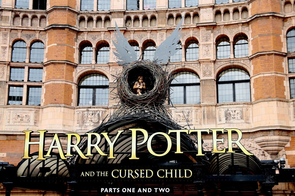 The Cursed Child | © Flickr/Counse