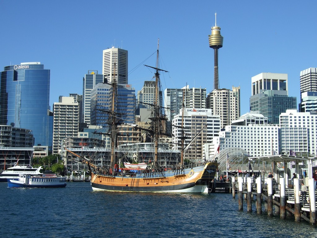 Darling Harbour Sydney © eGuide Travel/Flickr