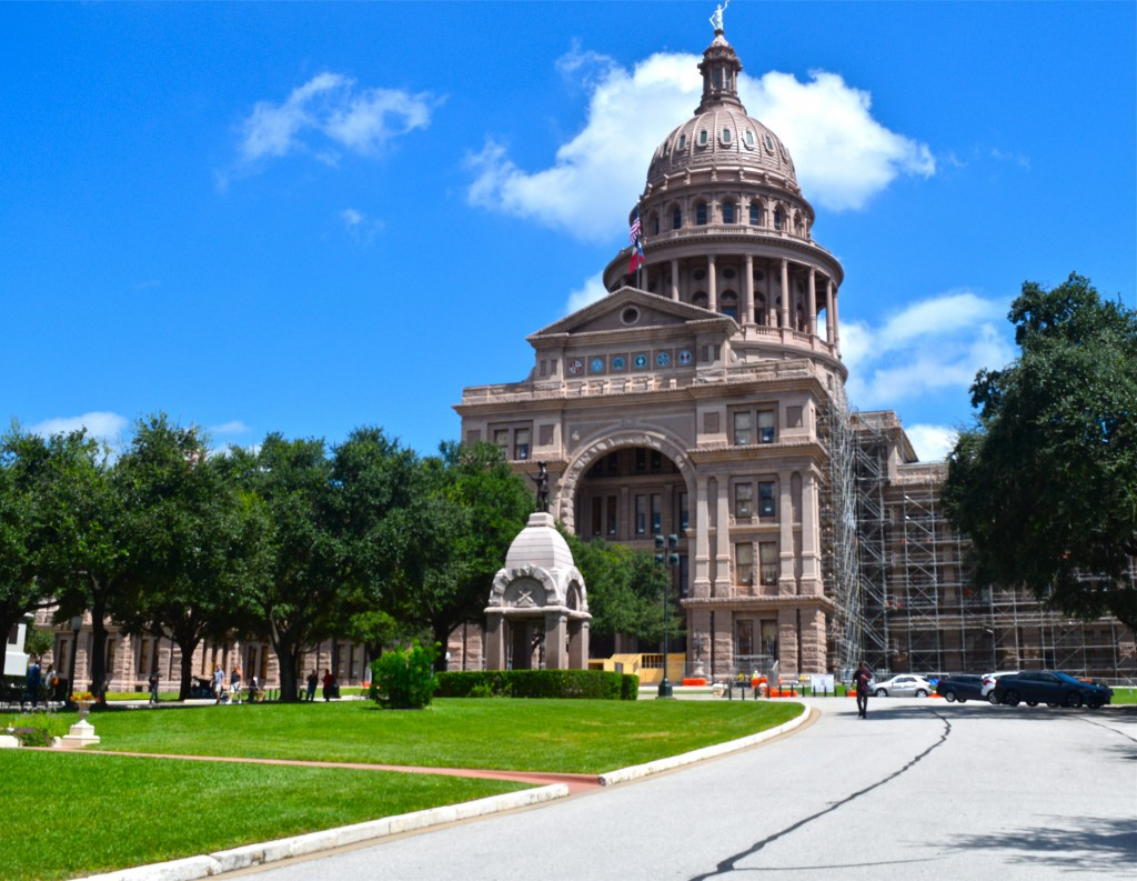 The Texas State Capitol © Aubrey Cofield/Flickr