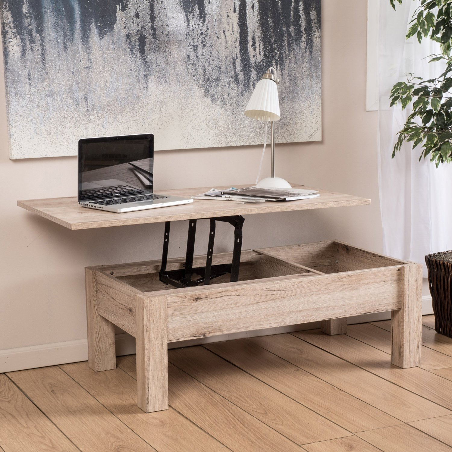 Desk With Lift Up Lid