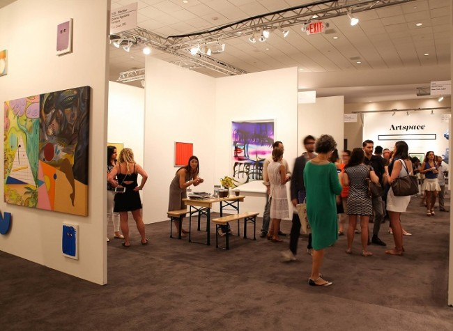 NADA Miami Beach, fair view 2015: Courtesy Photo | © NADA