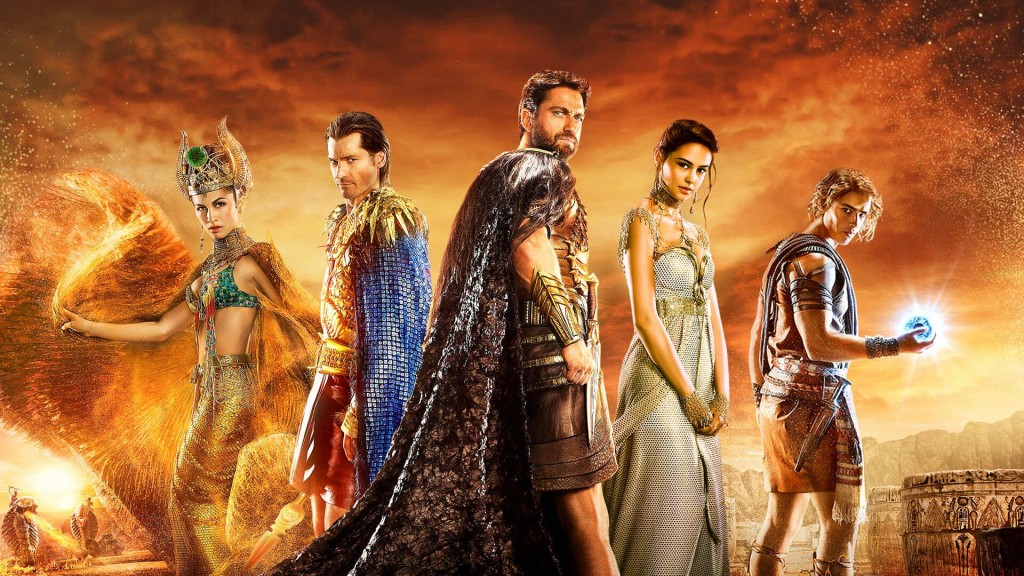Gods Of Egypt | © EOne