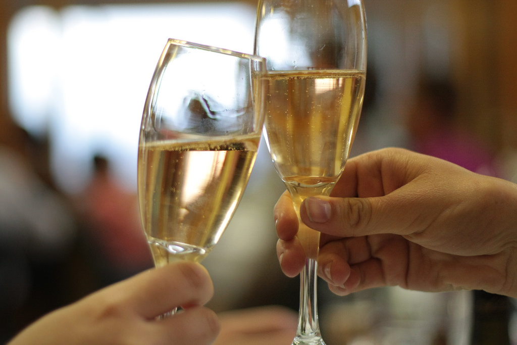 Champagne | © Al404/Flickr
