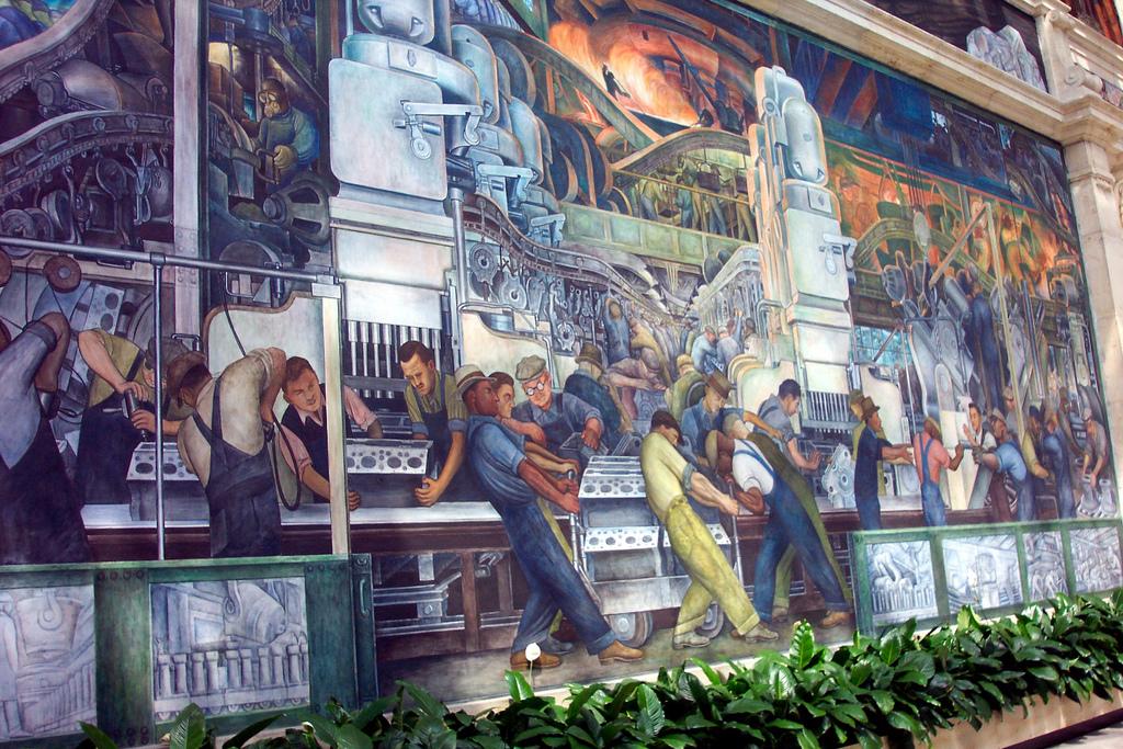 Detroit Institute of Arts: Detroit, MI   © Onasill ~ Bill Badzo/Flickr
