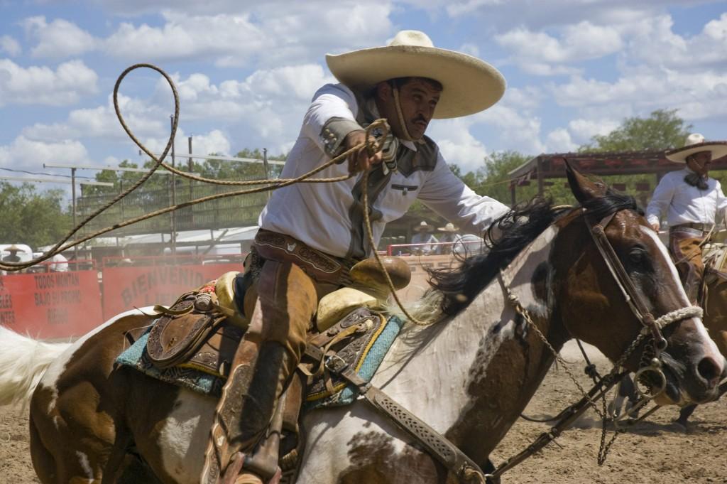 Charro in action | © Dustin Ground/Flickr