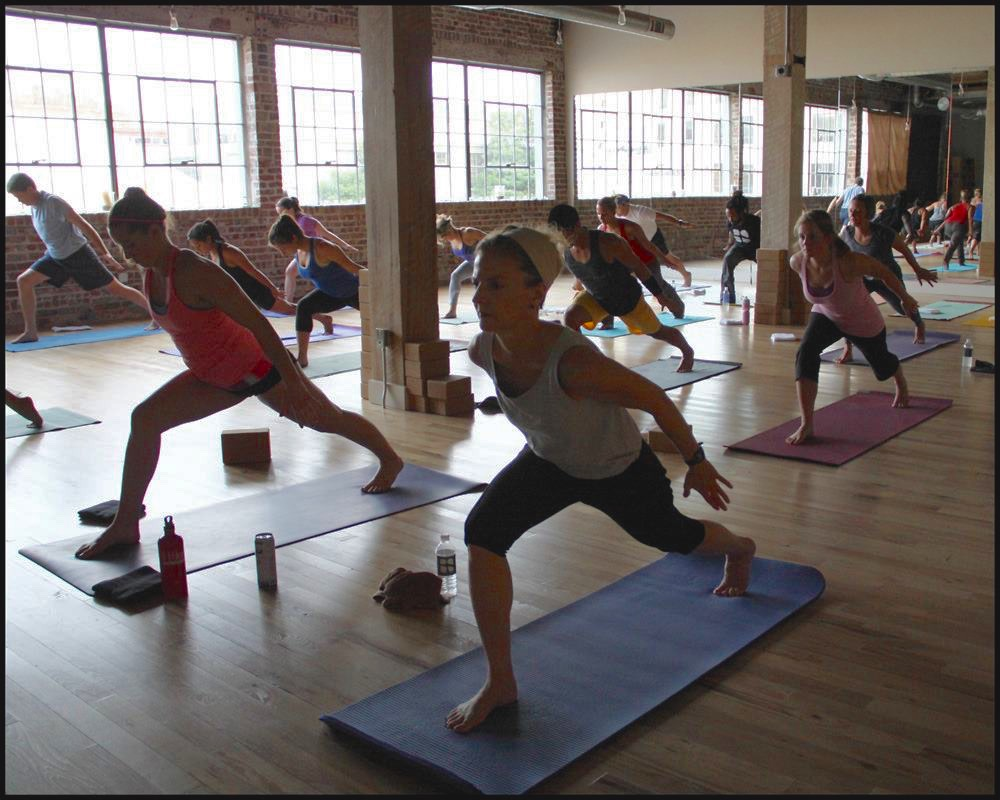 The Best Yoga Studios In New Orleans