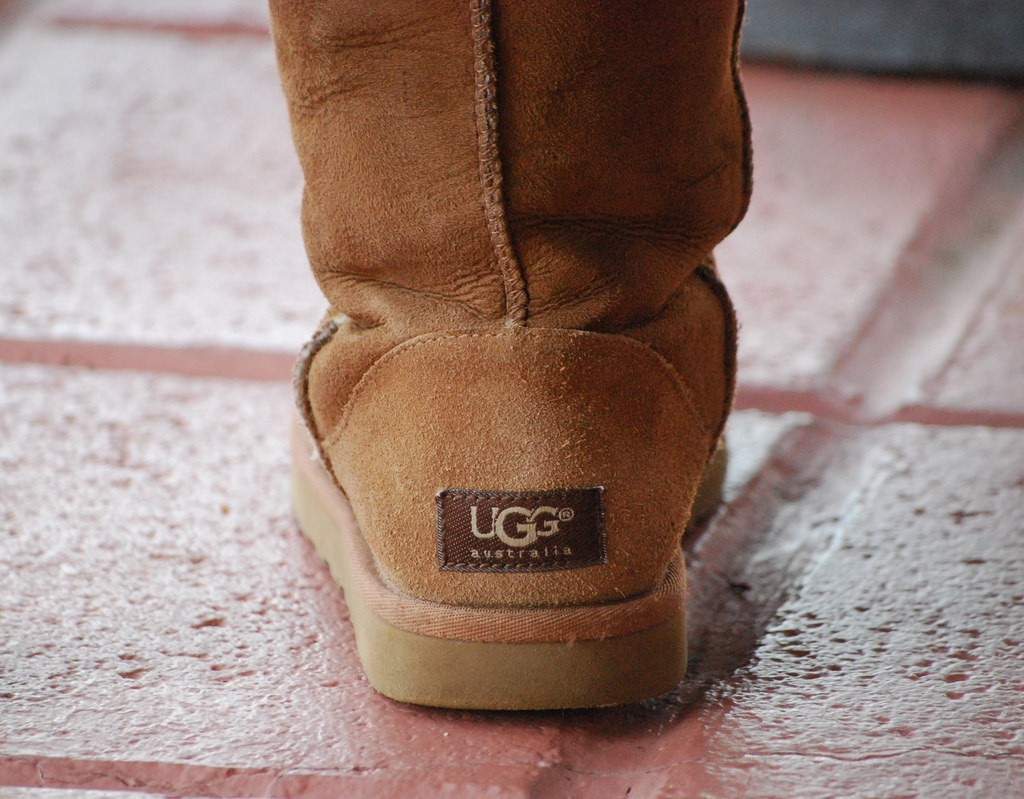 UGG Boots © Jeff Clark/Flickr
