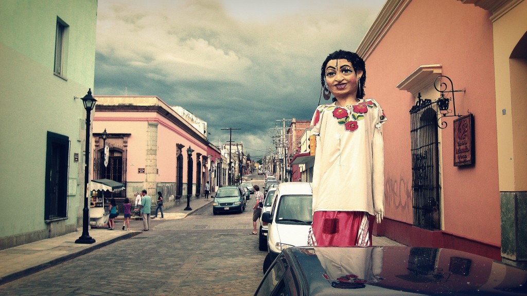 Oaxaca City | © 16:9clue/Flickr