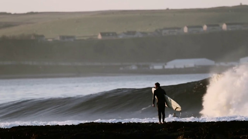 Thurso Surfing | © Vimeo