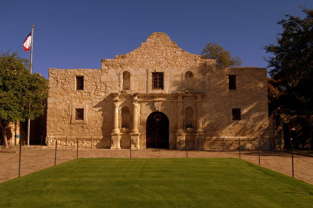 The Alamo © Stuart Seeger/Flickr