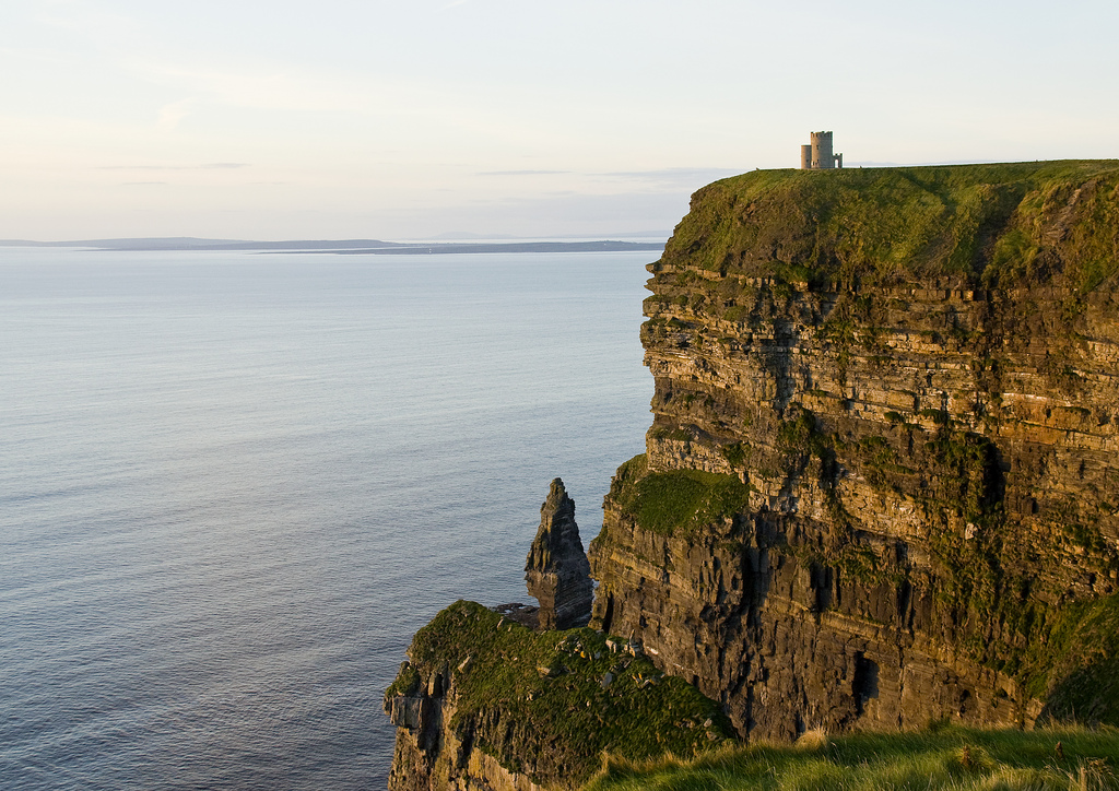 Cliffs of Moher- North | ©Allan Henderson/Flickr