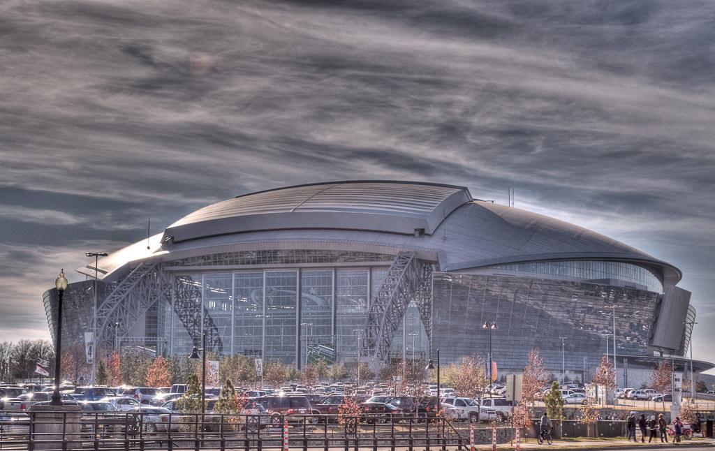 AT&T Stadium Arlington | © Marco Becerra/Flickr