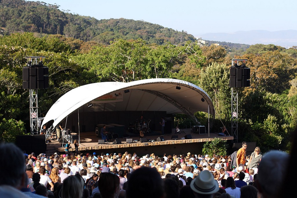 Kirstenbosch Summer Concert © Warren Rohner/Flickr