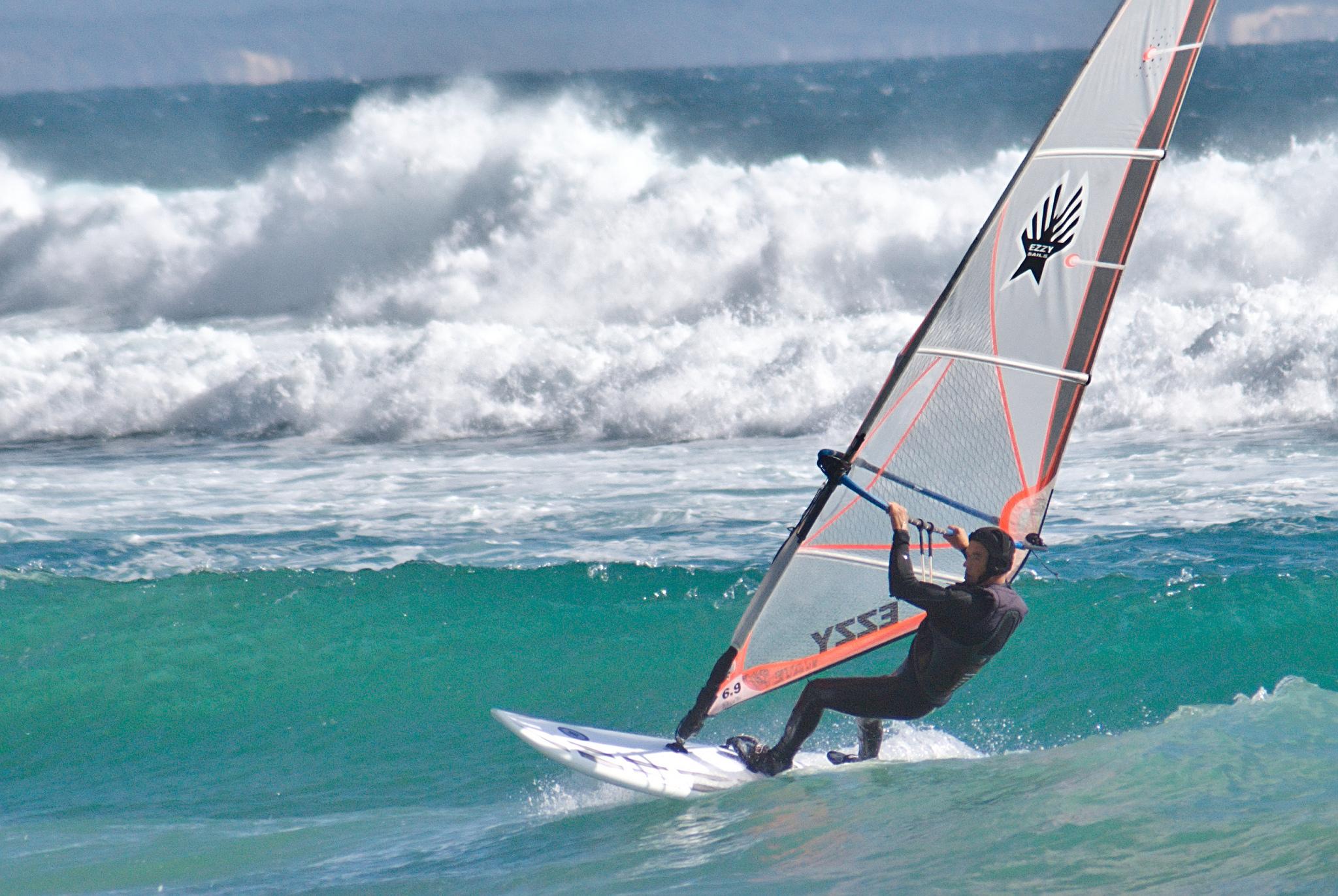 Windsurfing| © João Trindade