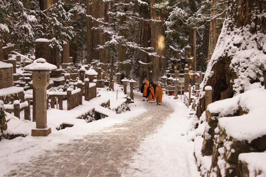 Гора Койо зимой |  © Kazue Asano / Flickr