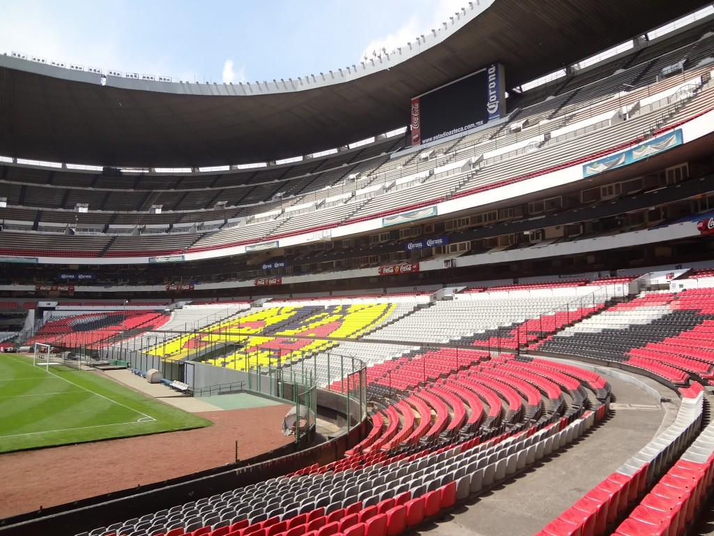 Estadio Azteca | © The Stadium Guide/Flickr