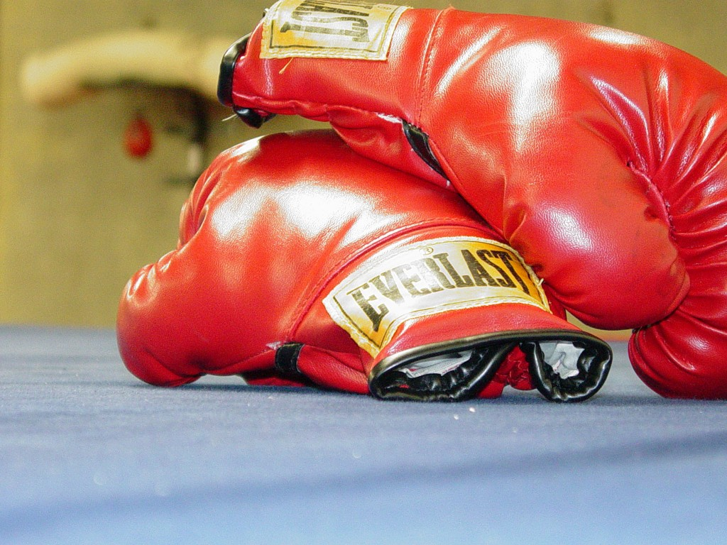 Boxing Gloves | © Kristin Wall/Flickr