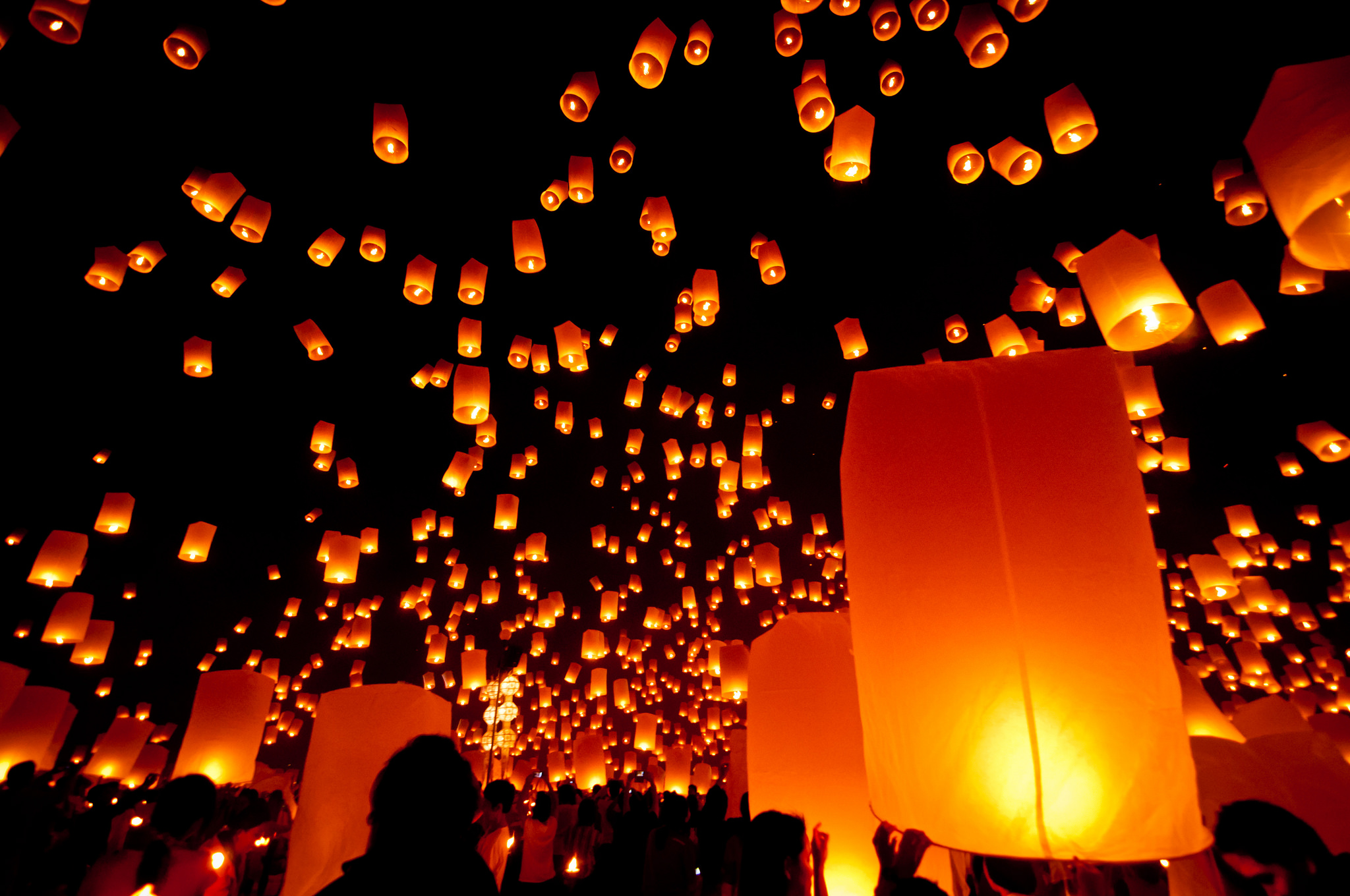 The Best Ways To Spend New Year 39 S Eve In Thailand
