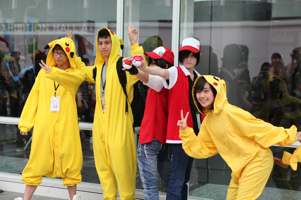 Anime Convention | © GoToVan/Flickr