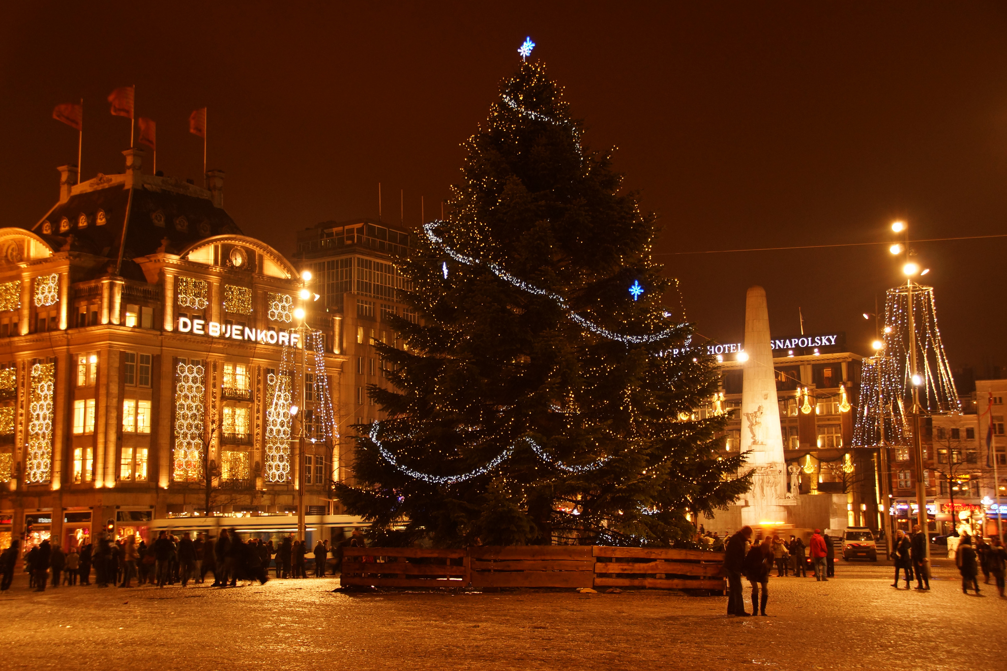 dutch christmas tree best places to celebrate new year s in amsterdam 4113