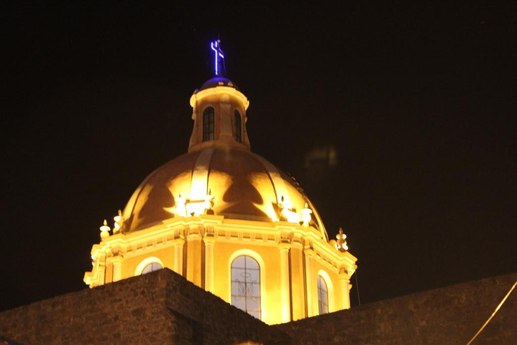 Tequisquiapan cathedral, Querétaro | © Juan Carlos Ochoa/Flickr