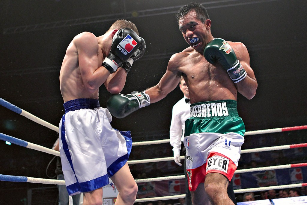 Boxing in Mexico | © WorldSeriesBoxing/Flickr