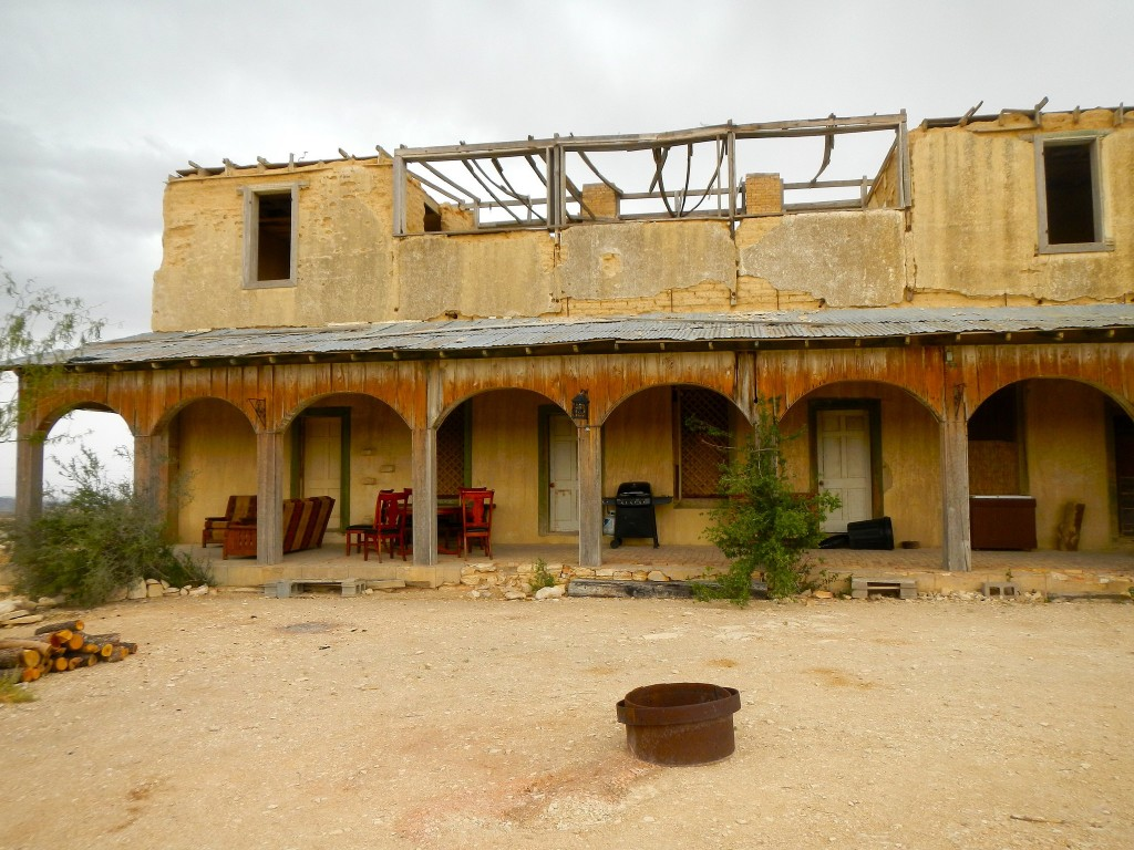 Terlingua Ghost Town © PunkToad/Flickr