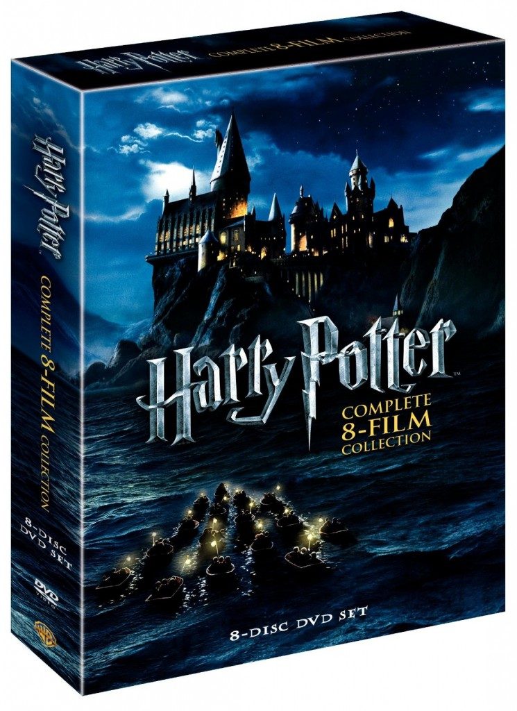The Complete 8-film collection | © Warner Bros./Amazon
