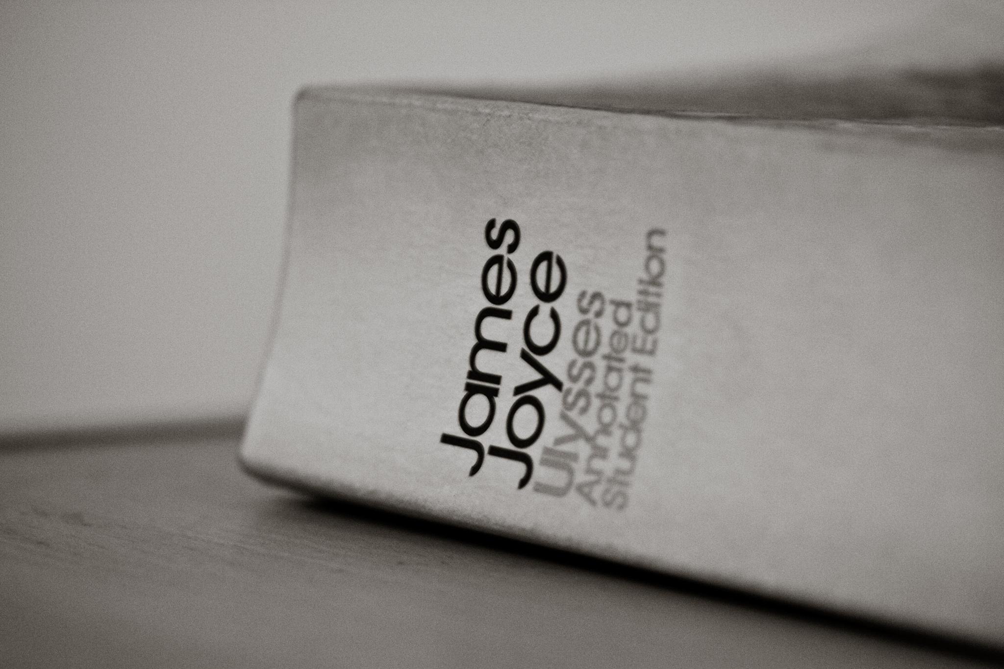 Ulysses by James Joyce | © poppet with a camera/Flickr