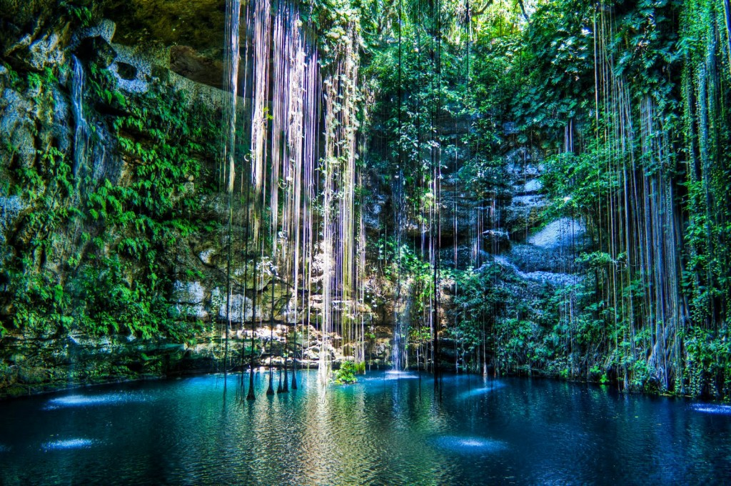 Cenote | © KoiQuestion/Flickr
