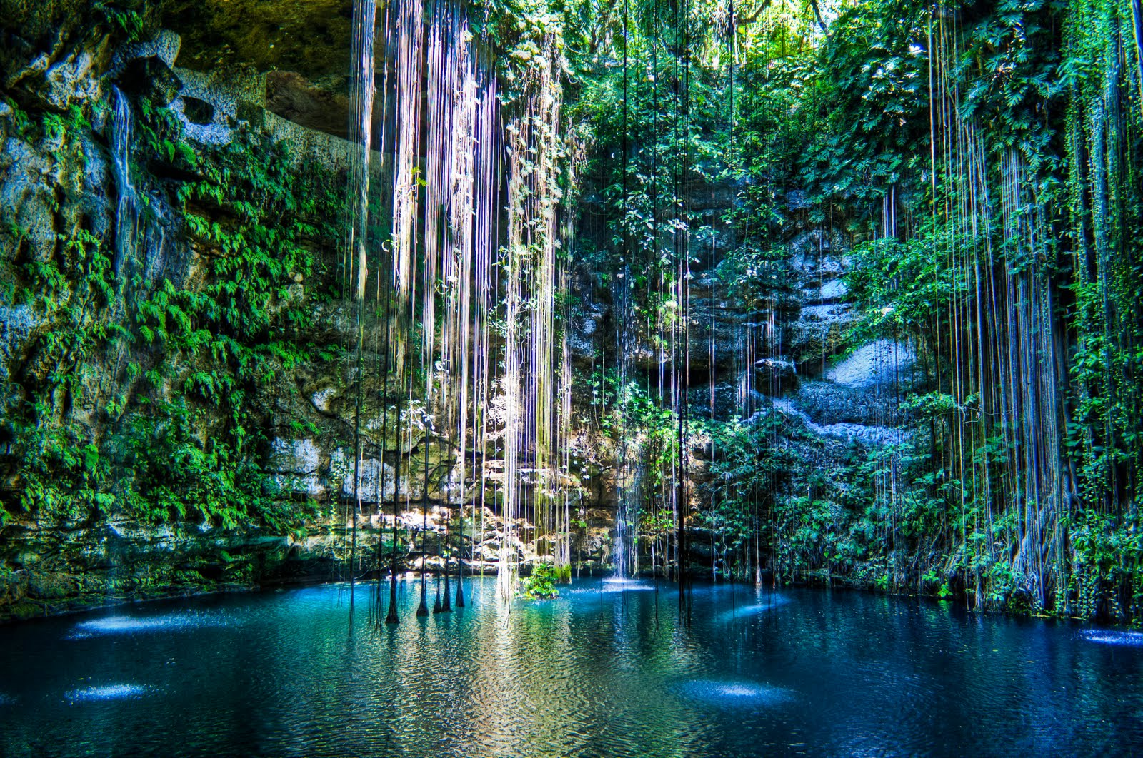 The Yucatán Peninsula is literally littered with cenotes as beautiful as this one | Culture Trip
