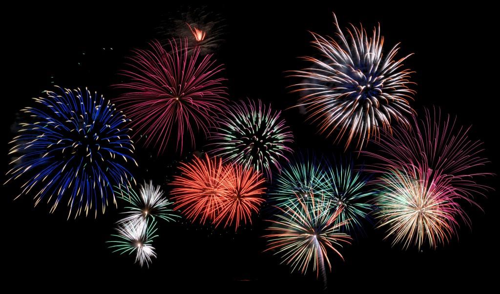 Fireworks | © Adam Carter/Flickr