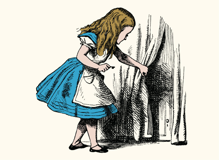 Alice's Adventure In Wonderland | Courtesy Of Edinburgh's Christmas