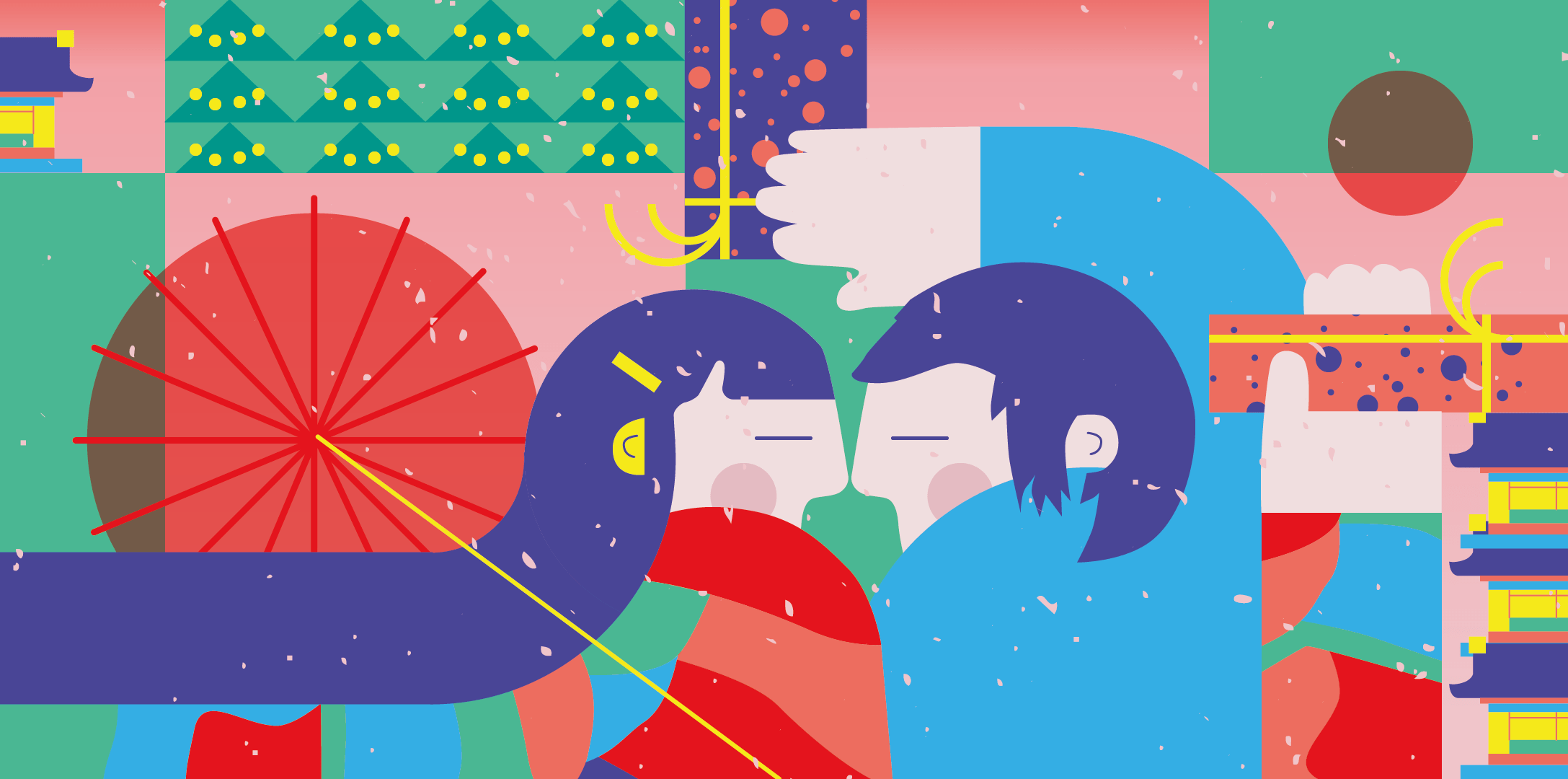 how to celebrate christmas in japan - Christmas In Japan