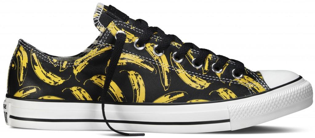 Andy Warhol Converse
