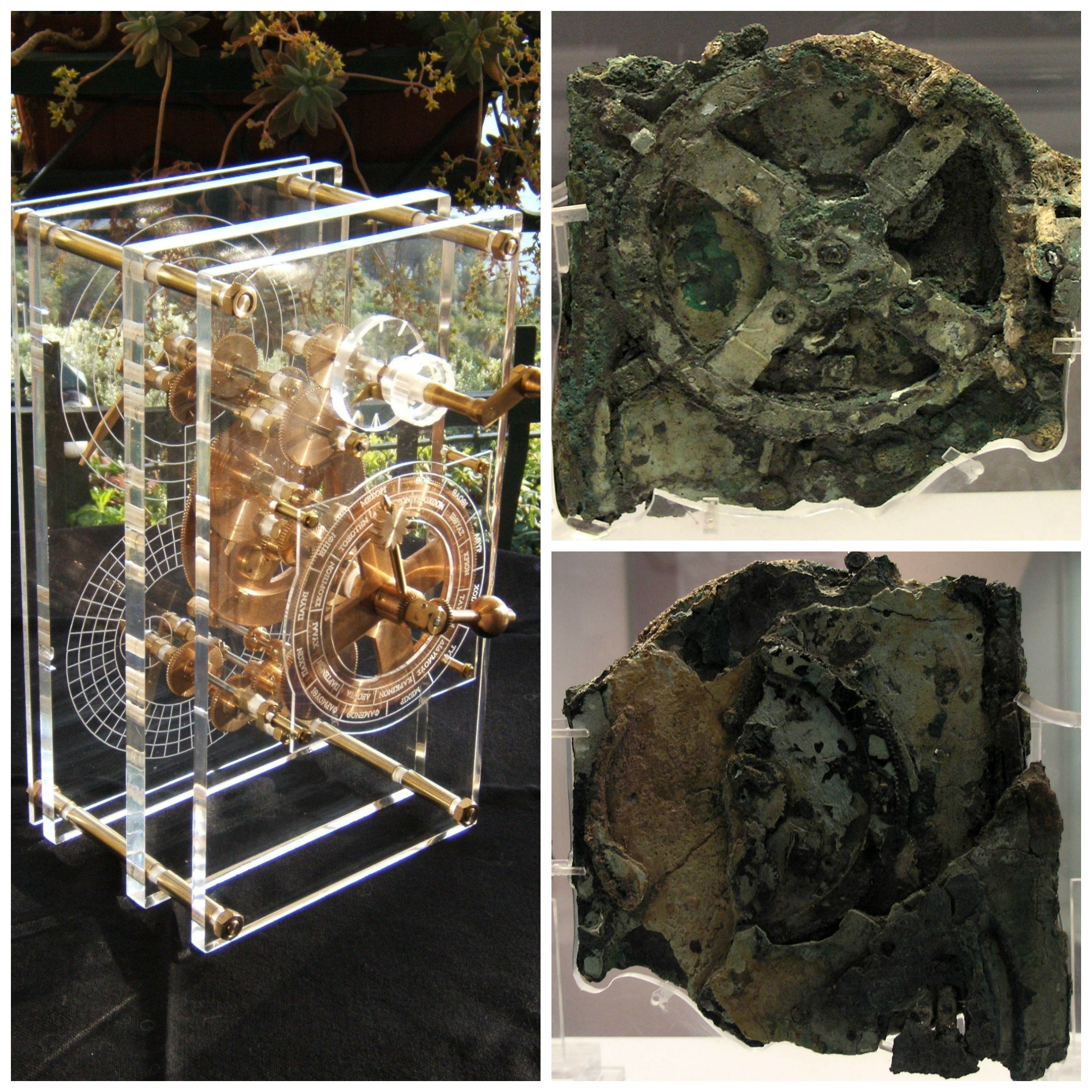 Image result for Antikythera mechanism