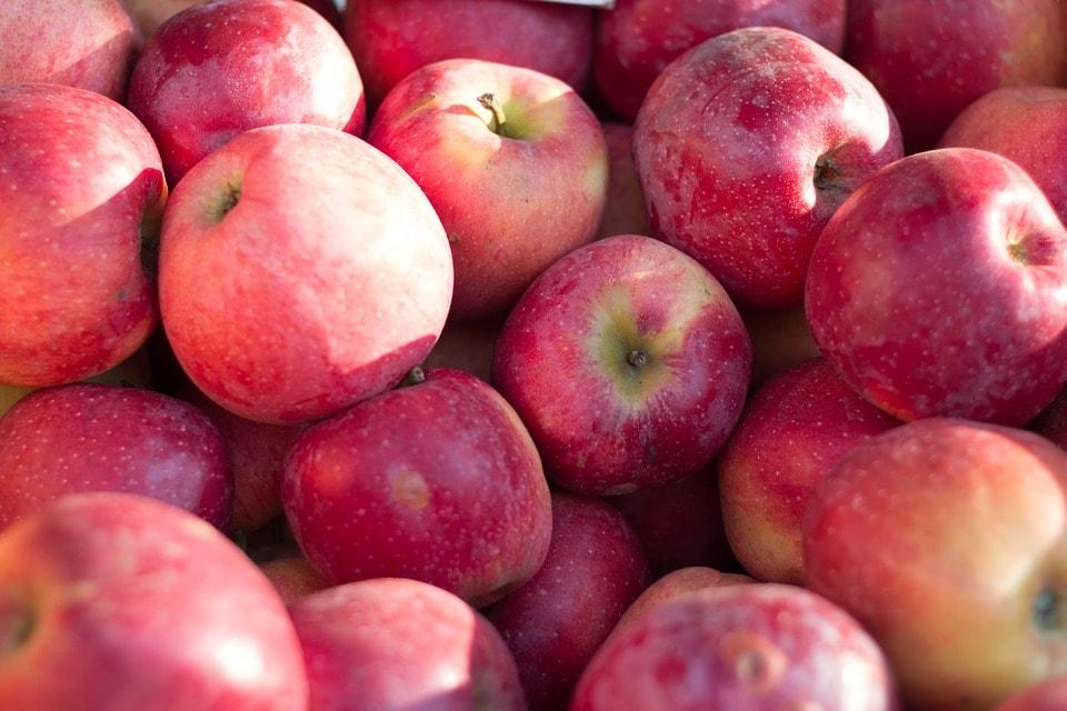 Apples |© Pexels/pixabay